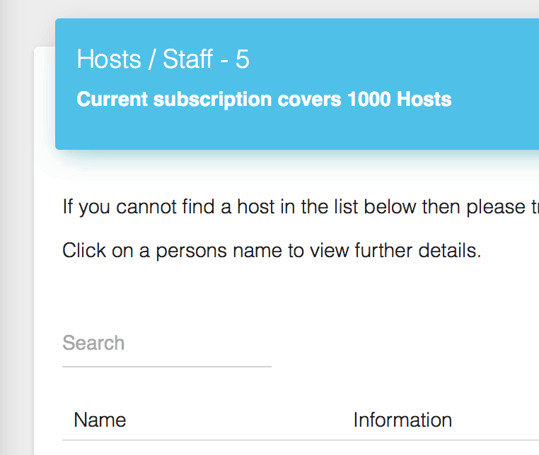 Add Multiple Email Address For A Host